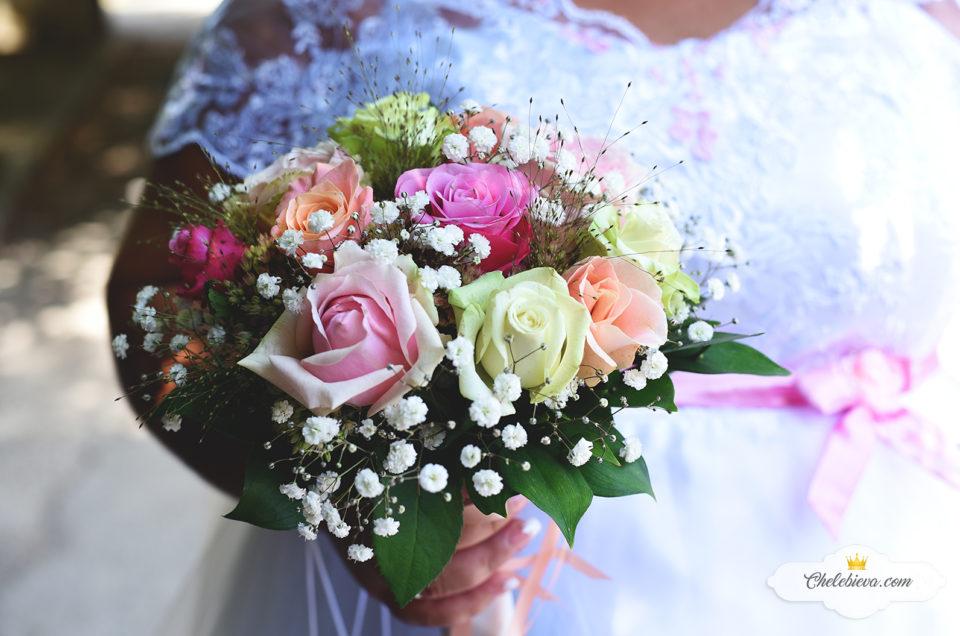 Църковен брак – Вяра и Тодор